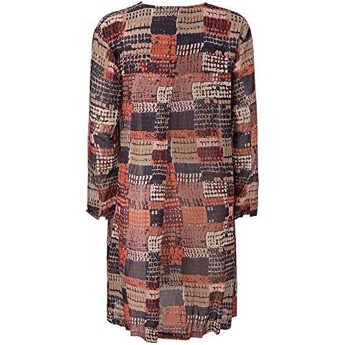 Masai Clothing - Vestido - para mujer Safran Org