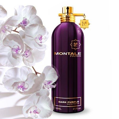 100% Authentic MONTALE DARK PURPLE Eau de Perfume 100ml Made in France Montale Paris