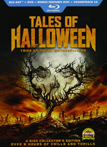 Tales Of Halloween Collector's Edition, Box Set with Soundtrack (Blu-Ray & DVD)