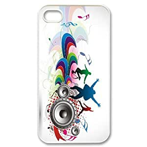 Iphone 6 plus 5.5 for kids Cell Phone Cases Clips HolstersDesign with Music Note and Piano Keyboard Classical Music Sheet Keyboard Custom made niy-hc361878
