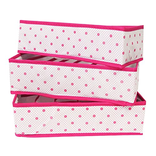 Wrapables Foldable Storage Organizer Underwear