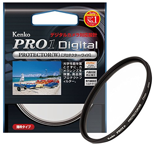 Kenko 77mm PRO1D Protector Digital-Mullti-Coated Camera Lens Filters