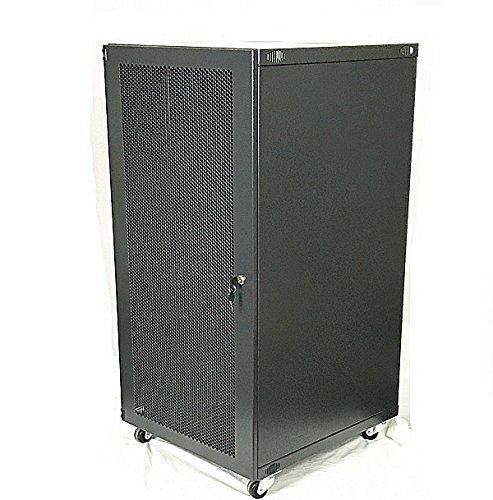 Fixed Server Rack Cabinet Shelf NetMax Depot 2U Universal Server Shelf Rack Mount Vented Cantilever Shelf 19 Server