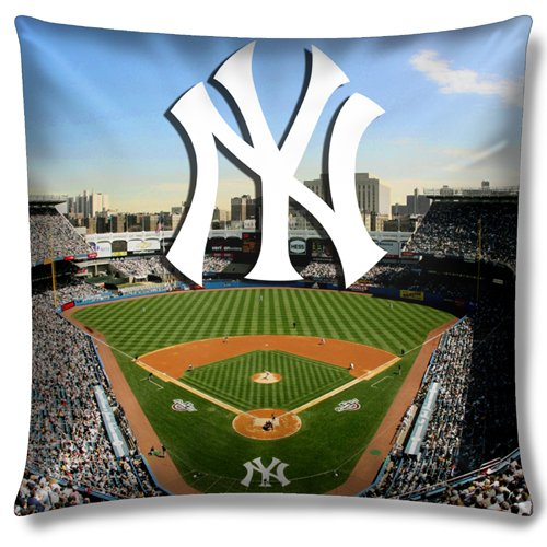 Northwest New York Yankees Photo Pillow - New York Yankees One - Ny Pictures Yankee