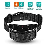 Petcaree Bark Collar with UPGRADED Smart Chip – Intelligent Dog Harmless Shock & Beep Anti-Barking Collar, No Bark Control for Small/Medium/Large Dogs, Waterproof Dog Barking Collar … (UPGRADED 2018) Review