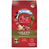 Purina One Smartblend Natural Lamb & Rice Formula Adult Dry Dog Food - 31.1 Lb. Bag