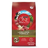 #10: Purina ONE SmartBlend Lamb & Rice Formula Adult Dry Dog Food