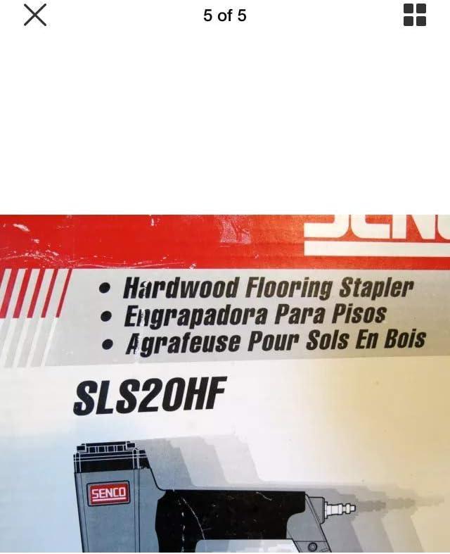 Sls20xp Hf Brand New 490021n Senco Hardwood Laminate Flooring