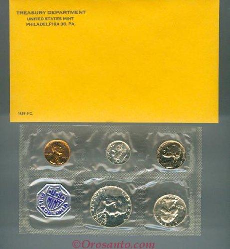 1959 US Mint Proof Set