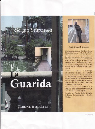LA GUARIDA: Memorias 1942-74 (Spanish Edition) by [STUPARICH, SERGIO