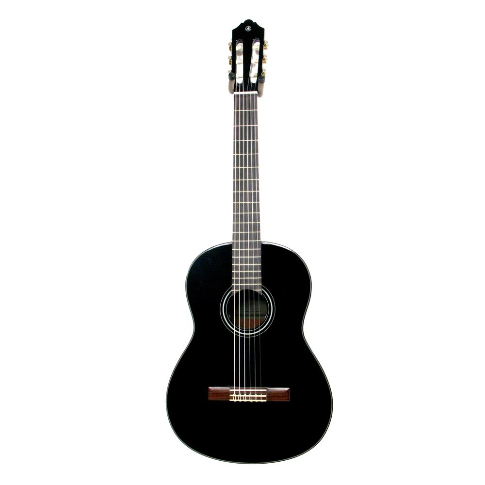 Yamaha C40II BL Classical Guitar Limited Edition Black by Yamaha
