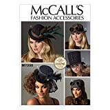 McCall's Patterns M7335 Hats in Five Styles, All Sizes