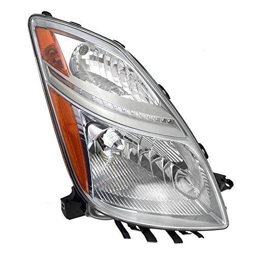 Passengers HID Headlight Headlamp Replacement for Toyota 81145-47170 (Prius Headlight Assembly Hid compare prices)