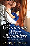 Bargain eBook - A Gentleman Never Surrenders