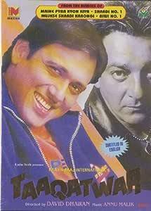 Amazon.com: Taaqatwar: Sanjay Dutt, Govinda, Anta Raj ...