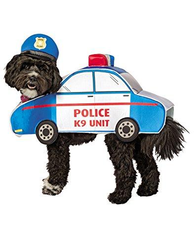 K-9 Police Car Dog Costume (Police Dog Costume Small)
