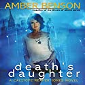 Death's Daughter Audiobook by Amber Benson Narrated by Amber Benson