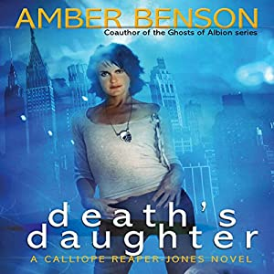 Death's Daughter Audiobook
