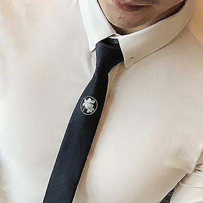 Nuevos Corbatas Corbata Marea Roja Lazo de la Boda de Los Hombres ...