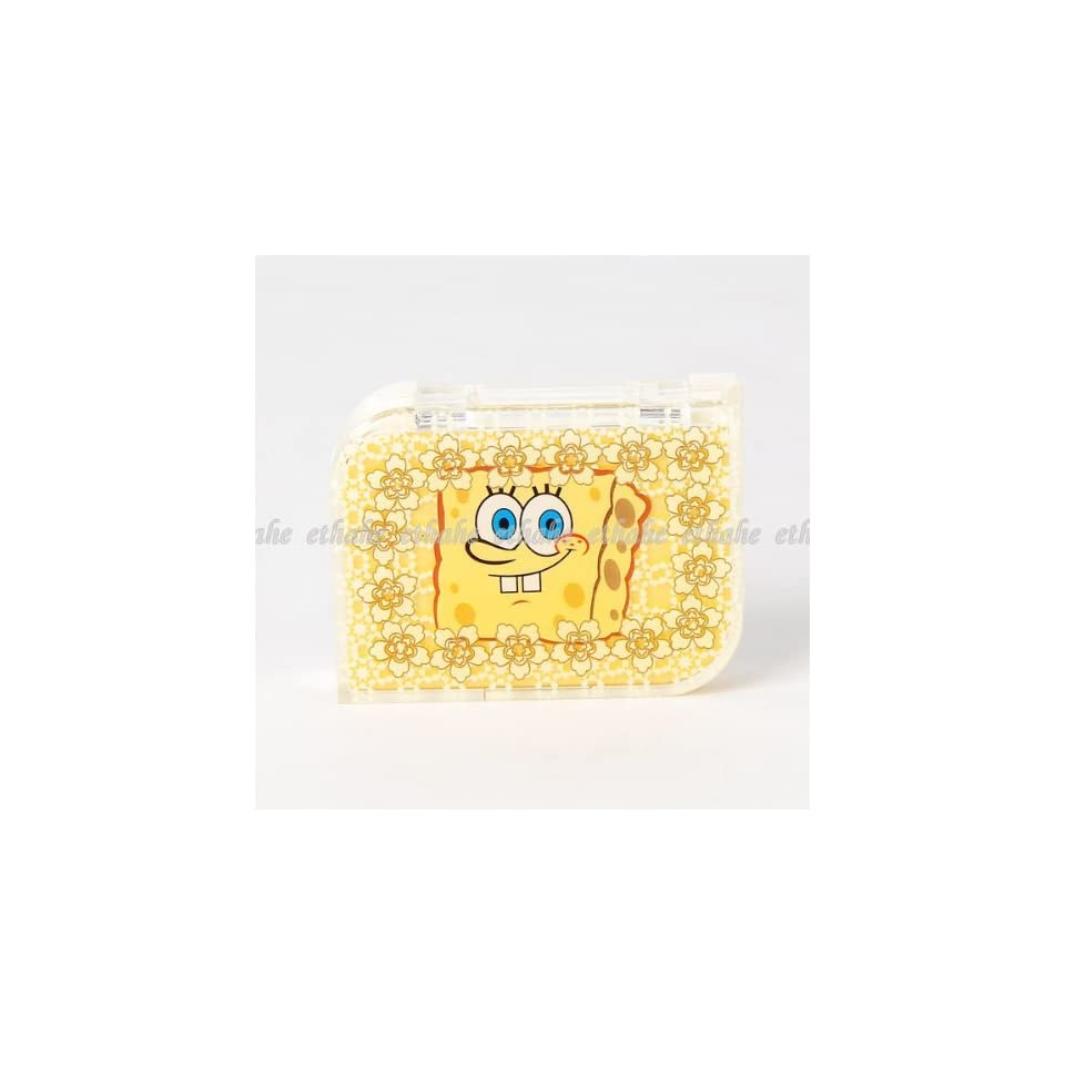 Spongebob Squarepants Contact Lense Case Box Set