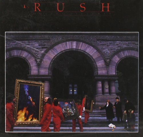 Moving Pictures performed by Rush