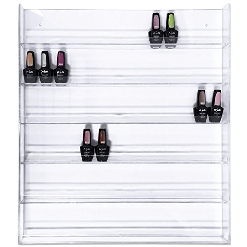 96 Bottle Nail Polish Wall Rack Display for sale  Delivered anywhere in USA