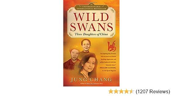 Amazon com: Wild Swans: Three Daughters of China (9780743246989
