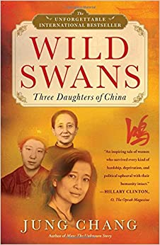 Book Wild Swans: Three Daughters of China