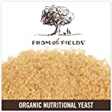 From The Fields Organic Nutritional Yeast, 7 Pound