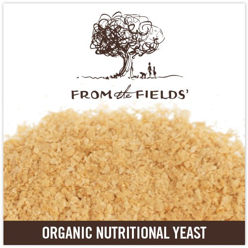 From The Fields Organic Nutritional Yeast, 7 Pound by From the Fields