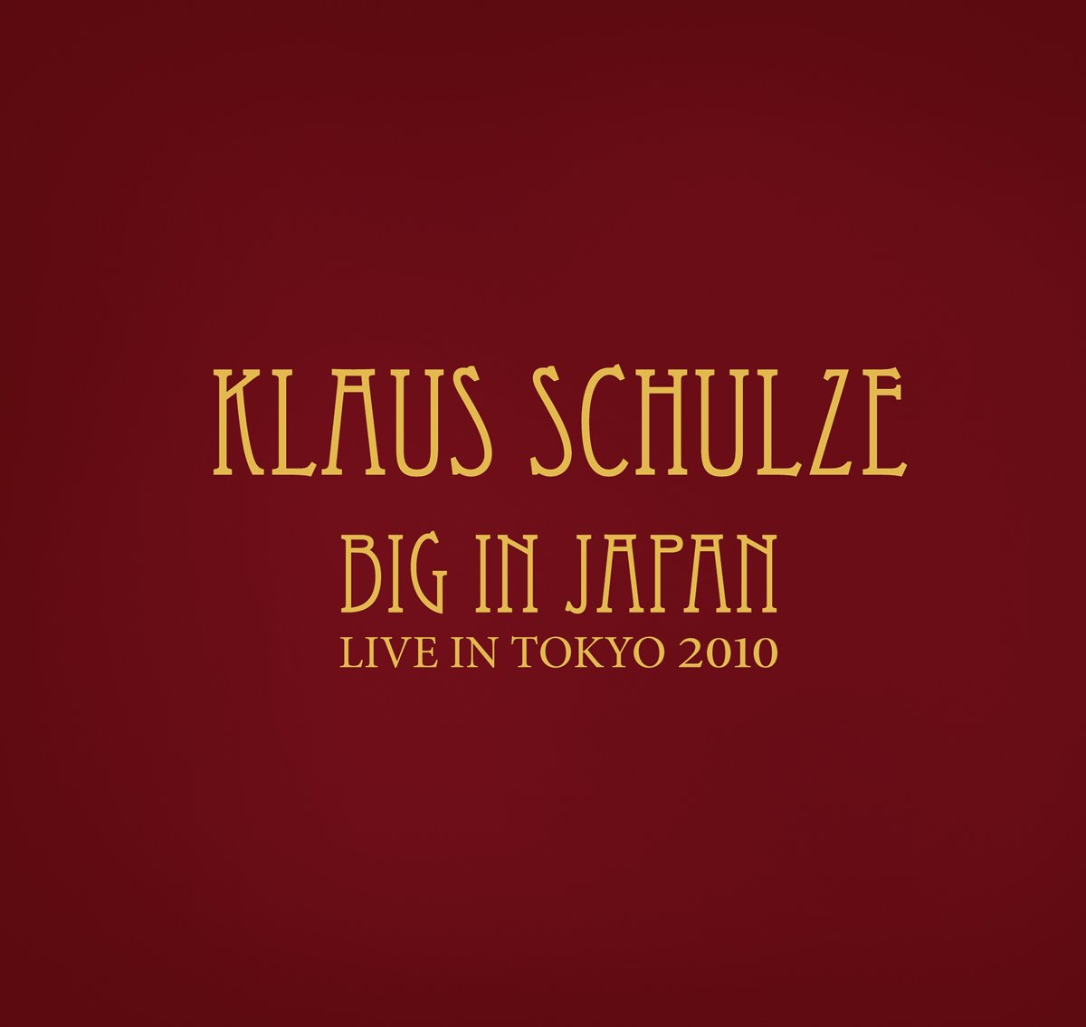 Big in Japan: Live in Tokyo 2010 by MADE IN GERMANY MUSI
