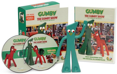 The Gumby Show: The Complete '50s Series with Bendable -