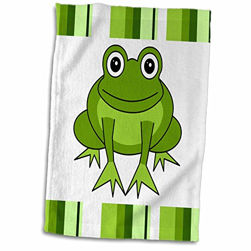 Frog Towels Kritters In The Mailbox Frog Towel For