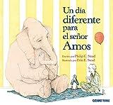 Un Dia Diferente Para El Senor Amos McGee (English and Spanish Edition)