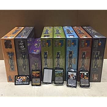 BUNDLE of All 8 Dominion Card Game Expansions