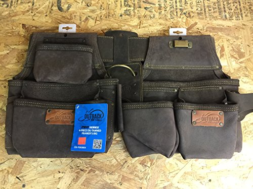 (OX Tools Four Piece Construction Rig | Outback Leather)