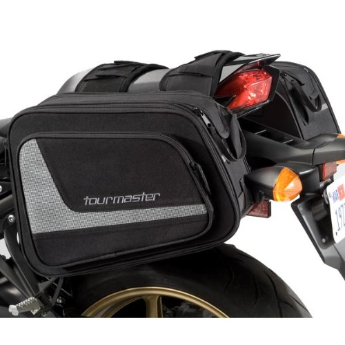 Tourmaster 8203-1305-00 Black Select ()