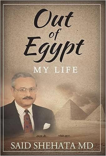 Livres à télécharger pour ipadOut of Egypt: My Life 1619844281 en français PDF iBook PDB