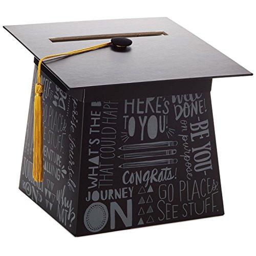 Hallmark Graduation Cap Card Box Decorative Accessories Milestones