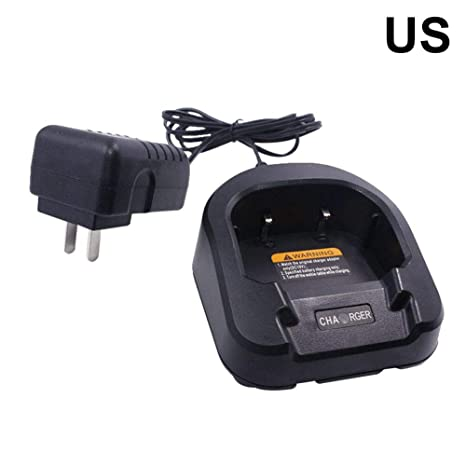 Amazon.com: Zagot UV82 Charger, for UV-82 UV-8D UV-82HX UV ...