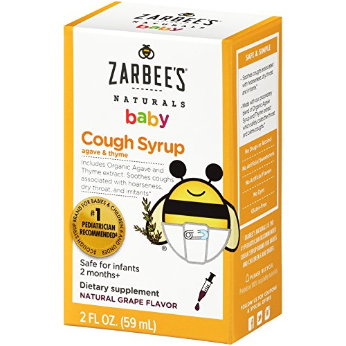 ZarBees Naturals Cough Natural Flavor product image