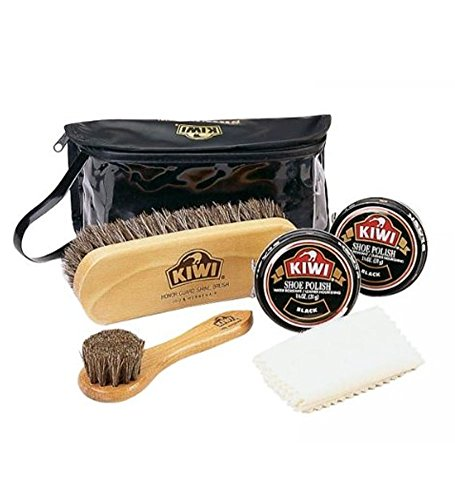 Deluxe Kit Kiwi Party - KIWIÂ MILITARY SHOE CARE KIT