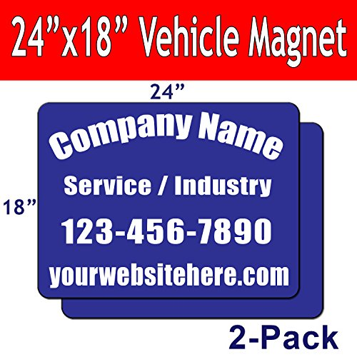 Custom Car Magnets 18
