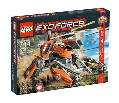 Top 9 Best LEGO Exo-Force Sets Reviews in 2020 8