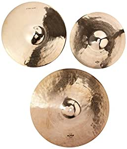 wuhan wutbsu western style cymbal set with cymbal bag musical instruments. Black Bedroom Furniture Sets. Home Design Ideas