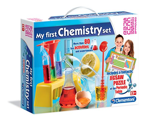Science Museum Clementoni-My First Chemistry Set