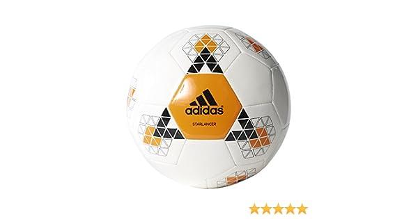 adidas Starlancer V - Balón para Hombre, Color Blanco/Azul/Negro ...