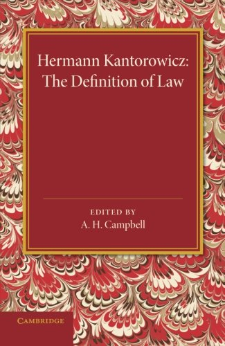 The Definition of Law