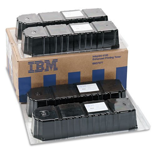 Enhanced Toner Cartridge - Black - 85,500 Pages - for Infoprint 4100