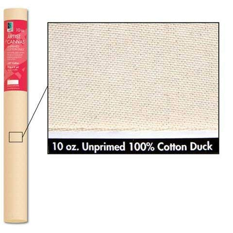 Art Alternatives Unprimed Canvas 10 Oz- 62 inch x 6 Yard Roll [並行輸入品]   B07T8PGG6B